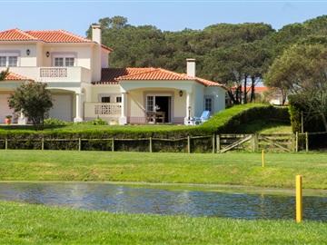 Maison jumelée T2 / Óbidos, Praia D´El Rey