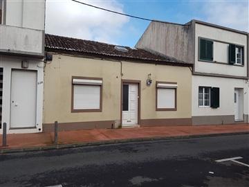 Maison jumelée T3 / Ponta Delgada, Fajã de Baixo
