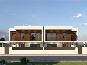 Maison jumelée T4 / Seixal, Fanqueiro