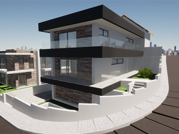 Maison T4 / Almada, Vale Fetal