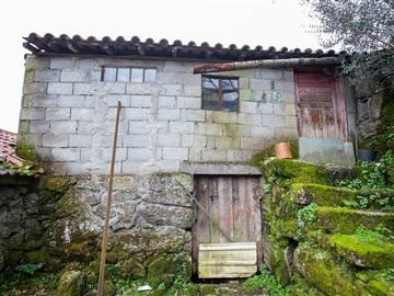 Moradia / Póvoa de Lanhoso, Fonte Arcada e Oliveira
