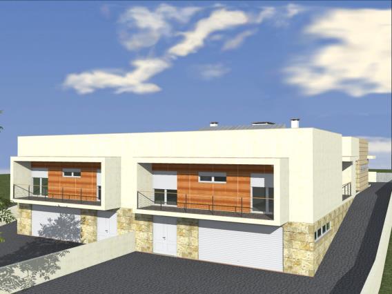 Semi-detached house T4 / Viseu, Abraveses