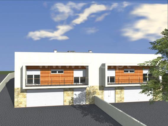 Semi-detached house T4 / Viseu, Pascoal