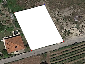 Terrain à bâtir / Amarante, Real, Ataíde e Oliveira