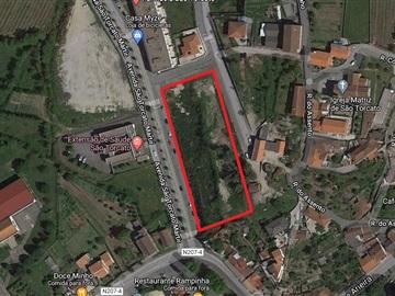 Terreno Para Construção / Guimarães, São Torcato