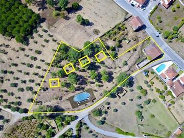 Terreno Para Construcción / Tomar, Serra e Junceira