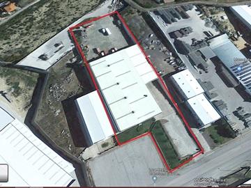 Warehouse / Vila Real, Constantim e Vale de Nogueiras